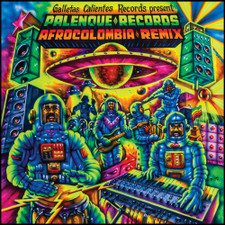 Various Artists - Palenque Records AfroColombia Remix - LP Vinyl