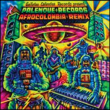 Various Artists - Palenque Records AfroColombia Remix - LP Vinyl