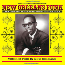Various Artists - New Orleans Funk Vol. 4 - 2x LP Vinyl