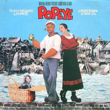Harry Nilsson - Popeye - Original Motion Picture Soundtrack RSD - LP Vinyl