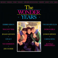 Various Artists - The Wonder Years RSD - LP Colored Vinyl