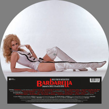 Charles Fox & Bob Crewe - Barbarella - Music From The Motion Picture RSD - LP Picture Disc Vinyl