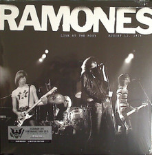 Ramones - Live At The Roxy August 12, 1976 RSD - LP Vinyl