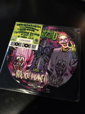 "Twiztid - Are You Insane Like Me? / Psychomania RSD - 7"" Picture Disc Vinyl"
