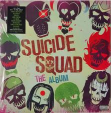 Various Artists - Suicide Squad: The Album - 2x LP Vinyl