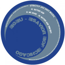 "GU - Savior Of Chicago - 12"" Vinyl"