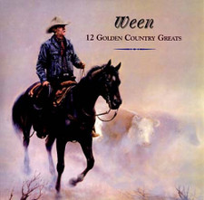 Ween - 12 Golden Country Greats - LP Colored Vinyl