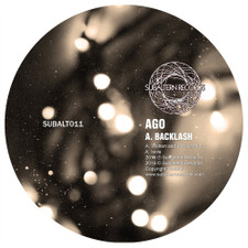 "Ago - Backlash Ep - 12"" Vinyl"