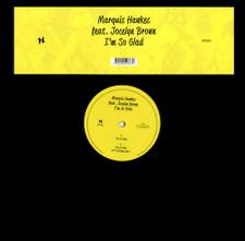 """Marquis Hawkes - I'm So Glad - 12"""" Vinyl"""