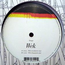 """Fango - Wek - 12"""" Vinyl"""