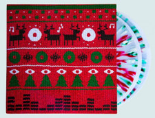 Serato Performance Series - Ugly Christmas Sweater - 2x LP Vinyl+Slipmats