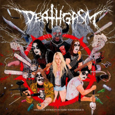 Various Artists - Deathgasm (Original Motion Picture Soundtrack) - 2x LP Colored Vinyl