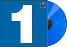 Serato Performance Series - Control Vinyl Blue Single - LP Vinyl