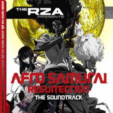 RZA - Afro Samurai Resurrection OST - 2x LP Vinyl