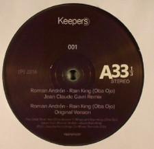 "Roman Andren - Rain King / The Child That I Am (Jean Claude Gavri Remixes) - 12"" Vinyl"