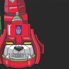 "Skratchy Seal - Super Seal Giant Robo Vol. 5 (Left Foot) - 12"" Colored Vinyl"