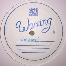 "Various Artists - Waxing Volume 1 - 12"" Vinyl"