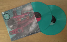 Tall Black Guy - Let's Take A Trip - 2x LP Colored Vinyl