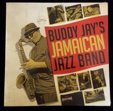 Buddy Jay's Jamaican Jazz Band - Same - LP Vinyl