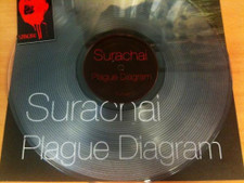 """Surachai - Plague Diagram - 12"""" Clear Vinyl"""