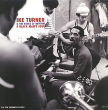 Ike Turner & the Kings of Rhythm - A Black Man's Soul - LP Vinyl