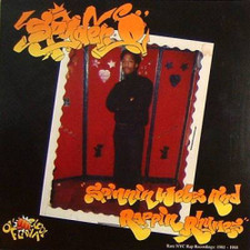 """Spyder D - Spinnin Webs and Rappin' Rhymes - 12"""" Vinyl"""