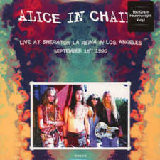 Alice In Chains - Live At Sheraton La Reina Los Angeles Sept 15th 1990 - LP Vinyl