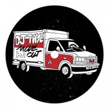 "Dj Taye - Move Out Ep - 12"" Vinyl"