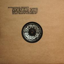 "Various Artists - Bassmæssage Volume One - 12"" Vinyl"
