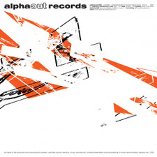 "Various Artists - Alphacut 005 - 12"" Vinyl"