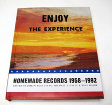 "Various Artists - Enjoy The Experience - Homemade Records 1958-1992 - Book+7"" Vinyl"
