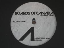 """Boards Of Canada - Unreleased Tracks - 12"""" Vinyl"""