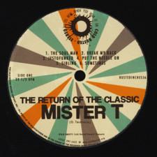Mister T - Return Of The Classic - LP Vinyl