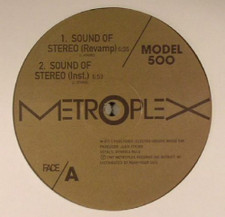 "Model 500 - Sound Of Stereo - 12"" Vinyl"