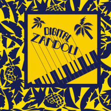 Various Artists - Digital Zandoli - 2x LP Vinyl