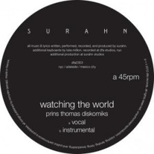 "Surahn - Watching The World - 12"" Vinyl"