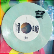 "Space Surimi - International Waters - 7"" Vinyl"