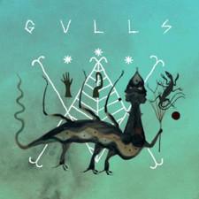 "Gulls - Rhythm Sounds From Planet Illness - 12"" Vinyl"