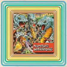 Nomadic Warriors - Nomadic Warriors - LP Vinyl