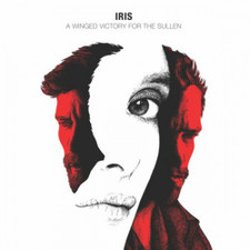 A Winged Victory For The Sullen - Iris (Original Music) - LP Clear Vinyl