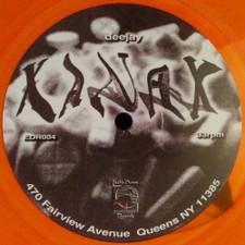 "Deejay Xanax - Edr004 - 12"" Vinyl"