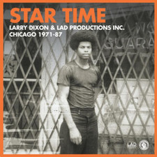"Larry Dixon - Star Time (LAD Production Inc. Chicago 1971-87) - 10x 7"" Vinyl Box Set"