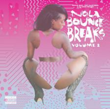Quickie Mart / Tony Skratchere / DJ Yamin - NOLA Bounce Breaks Vol. 2 - LP Vinyl