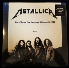 Metallica - Live At Winston Farm NY 8/13/94 - 2x LP Vinyl