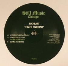 "Richeart - Night Portrait - 12"" Vinyl"