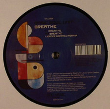 "Basic Soul Unit - Breathe - 12"" Vinyl"