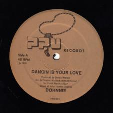 """Dohnnie - Dancin Is Your Love - 12"""" Vinyl"""