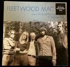 Fleetwood Mac - Live At The Record Plant Los Angeles 9/19/1974 - LP Vinyl