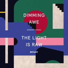 Botany - Dimming Awe, The Light Is Raw - LP Colored Vinyl