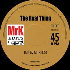 "Danny Krivit - Mr K Edits Vol. 2 - 12"" Vinyl"